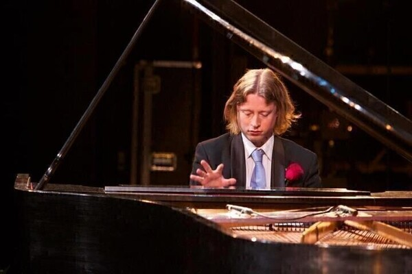 Magic Garden Concert met pianist Thomas Alexander De Twee Gezusters Heerlen  12 september  2020